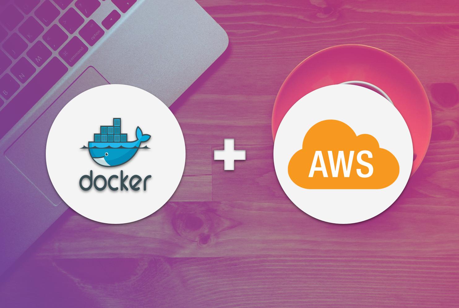 Levvel Blog - Docker + AWS ECS (EC2 Container Service)