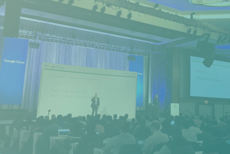 Key Takeaways from Google Cloud OnBoard NYC