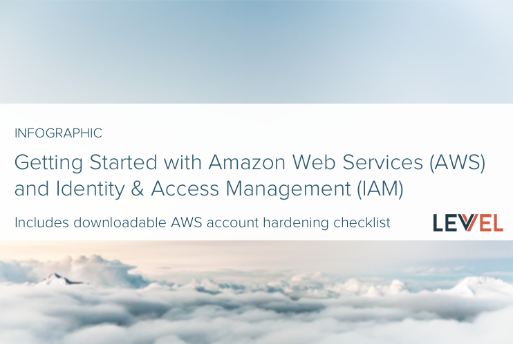 Infographic: Getting Started with Amazon Web Services (AWS) and Identity & Access Management (IAM)