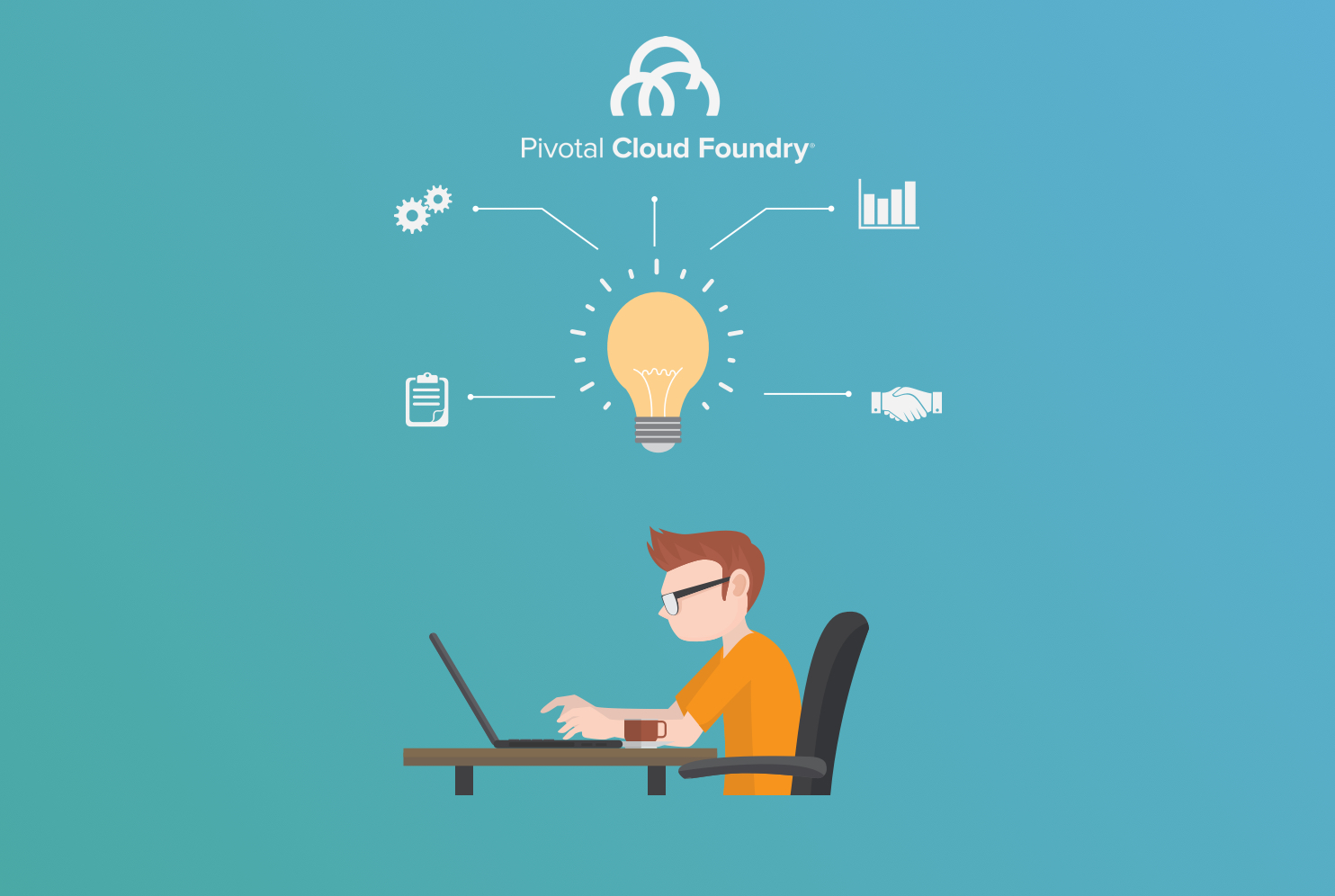 Pivotal Cloud Foundry & the PaaS Revolution