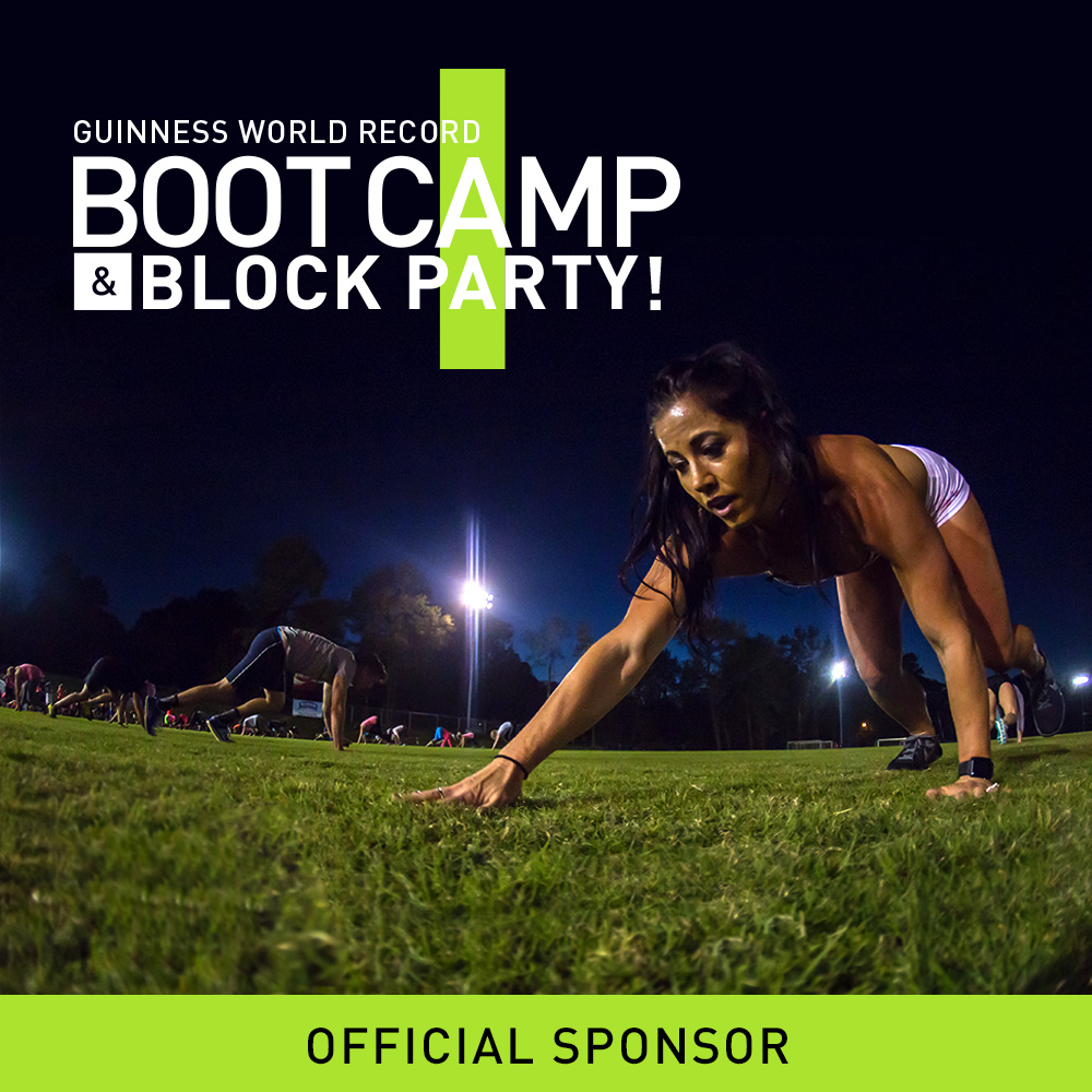 Bootcamp & Block Party!