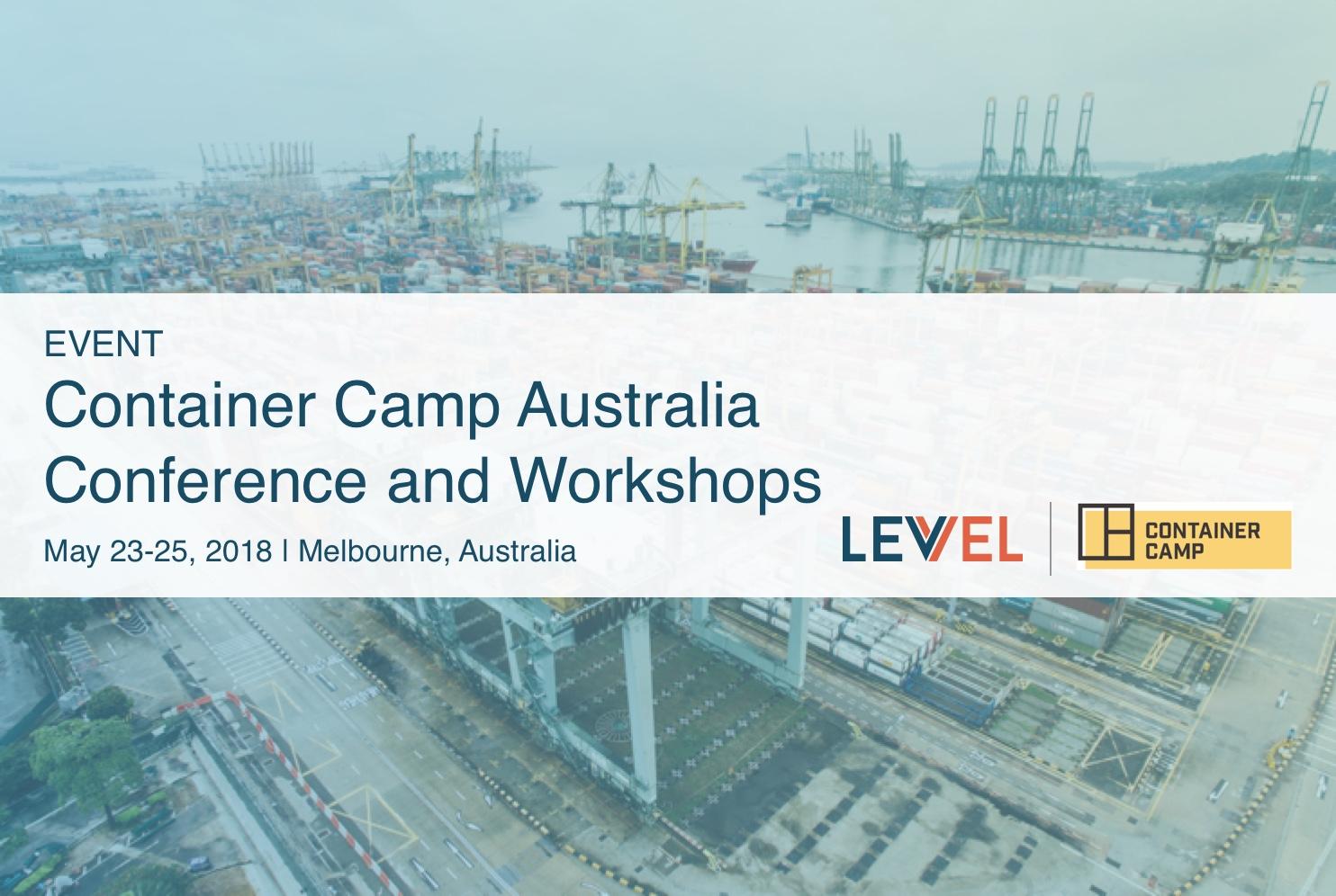 Container Camp Australia