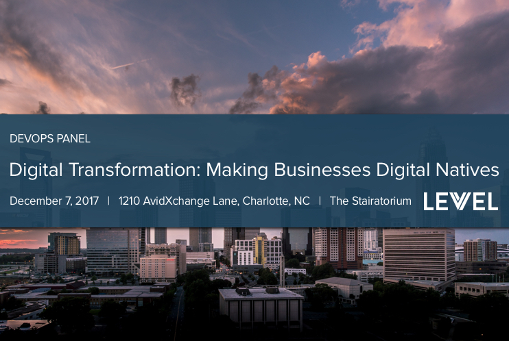 "Panel: Digital Transformation—Making Businesses ""Digital Natives"""