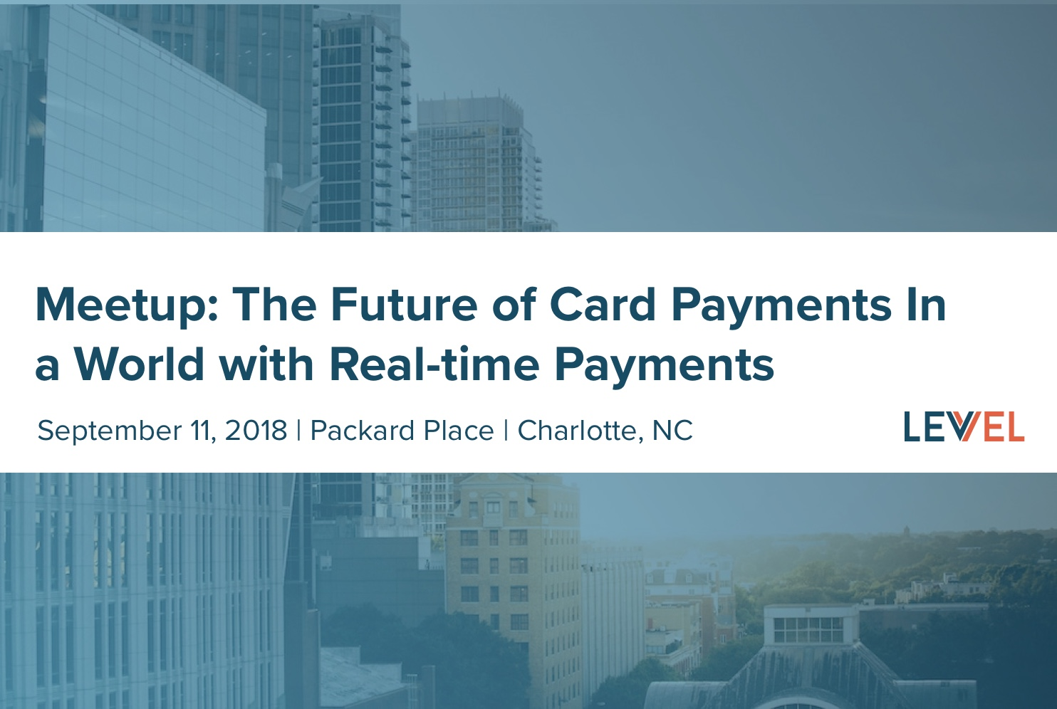 Finsiders Meetup: The Future of Card Payments In a World with Real-Time Payments