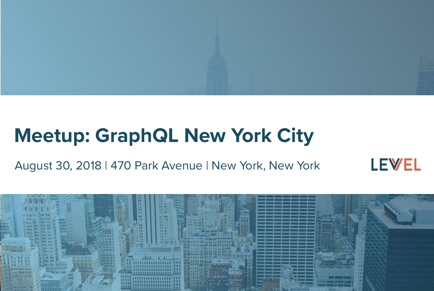 Meetup: GraphQL NYC