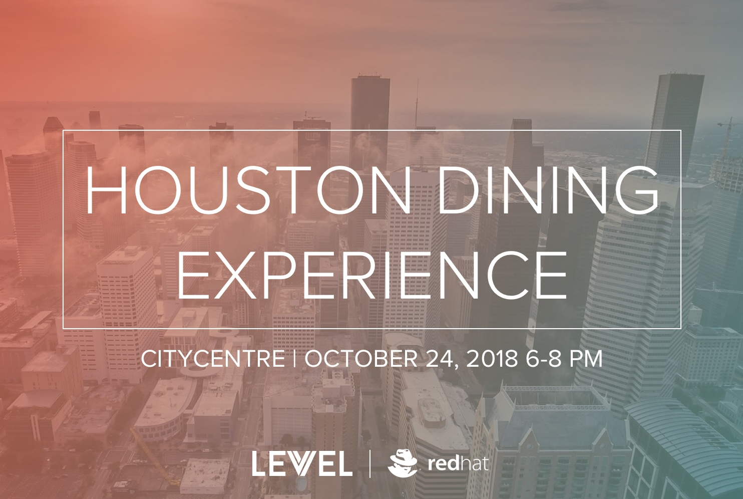 Houston Dining Experience: Digital Disruption at Citycentre