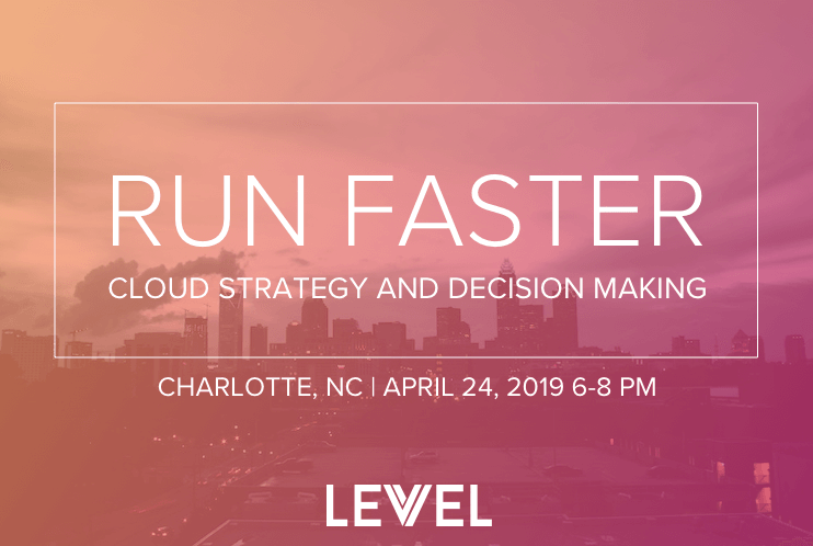 Run Faster: Cloud Strategy and Decision Making