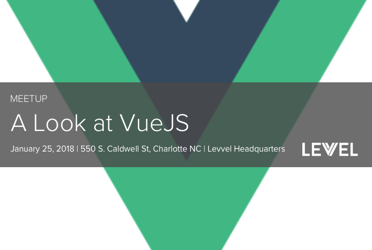 Meetup: A Look at VueJS