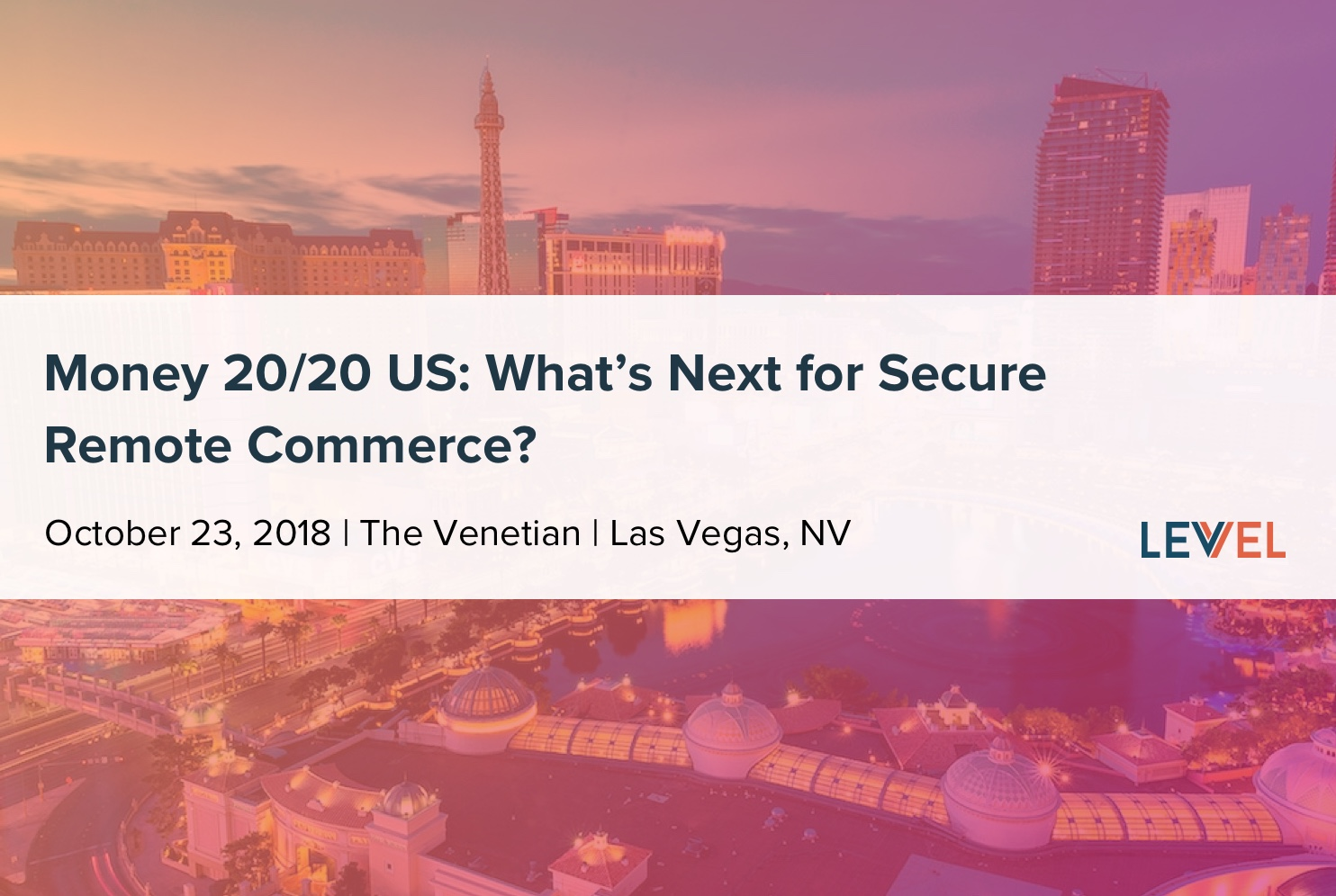 Money 20/20 US: What's Next for Secure Remote Commerce?