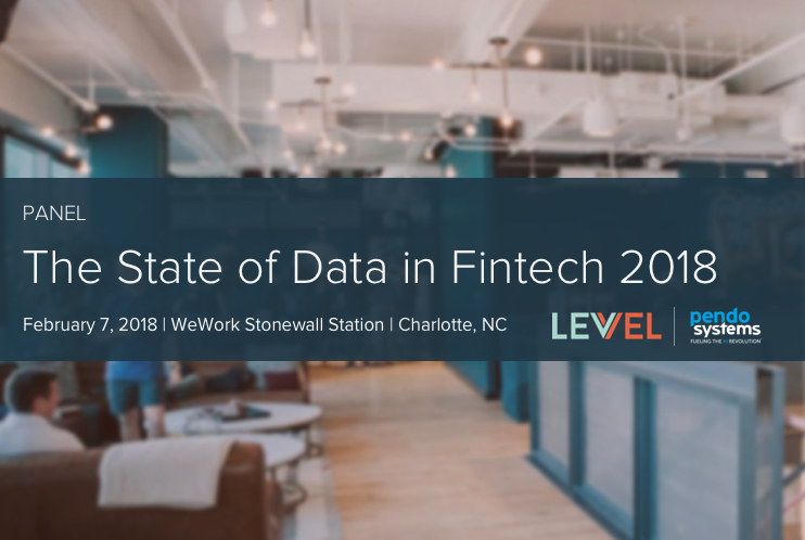 Panel: The State of Data in Fintech 2018