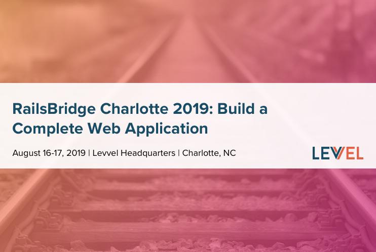 Rails Bridge 2019