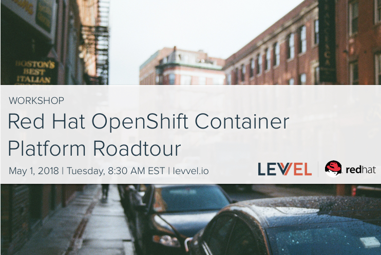 Workshop: Red Hat OpenShift Roadshow