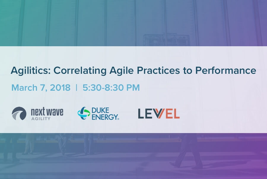 Agilitics: Correlating Agile Practices to Performance