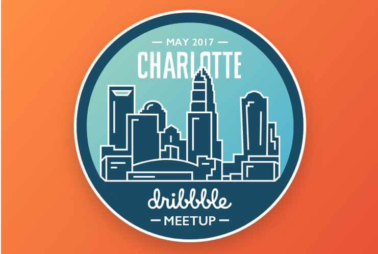 Charlotte Dribbble Meetup