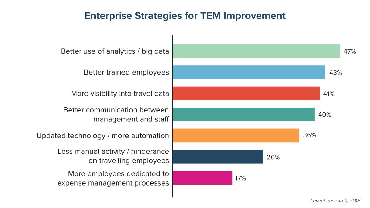 Enterprise Strategies for TEM Improvement