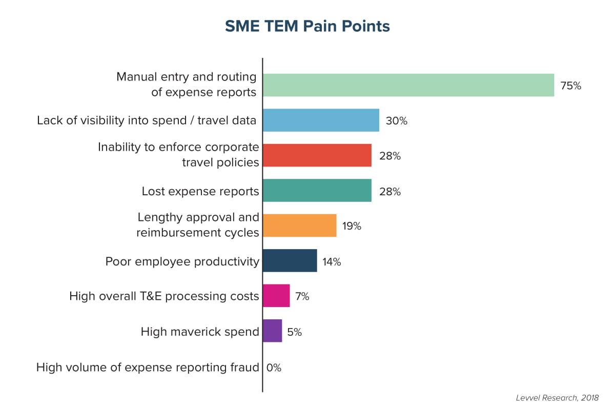 SME TEM Pain Points