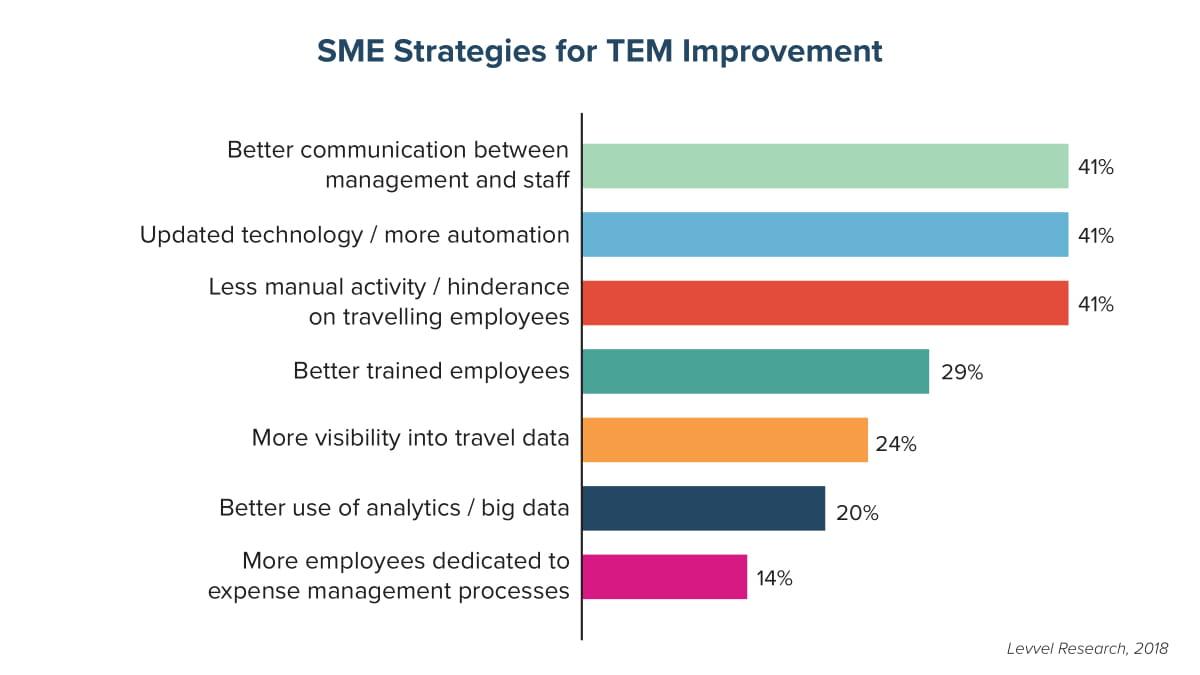 SME Strategies for TEM Improvement