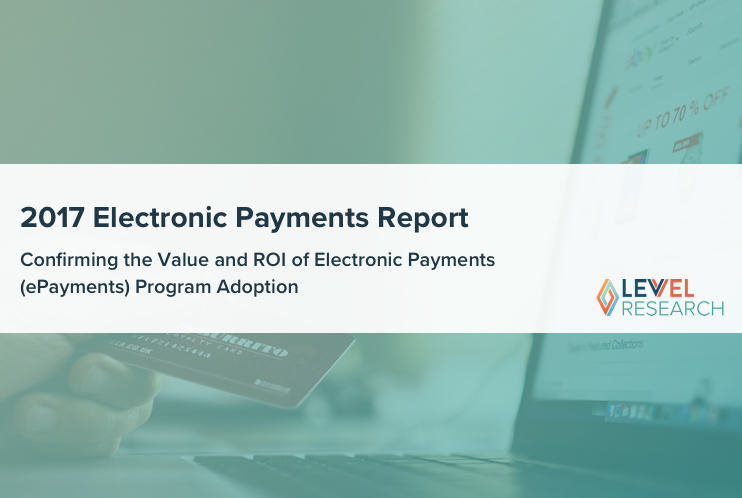 2017 Electronic Payments Report