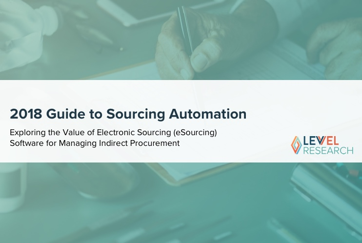 2018 Guide to Sourcing Automation