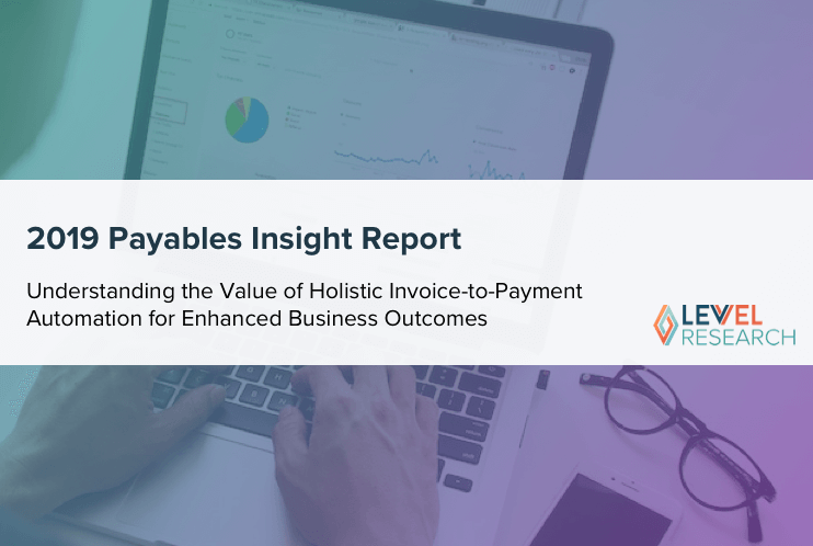 2019 Payables Insight Report
