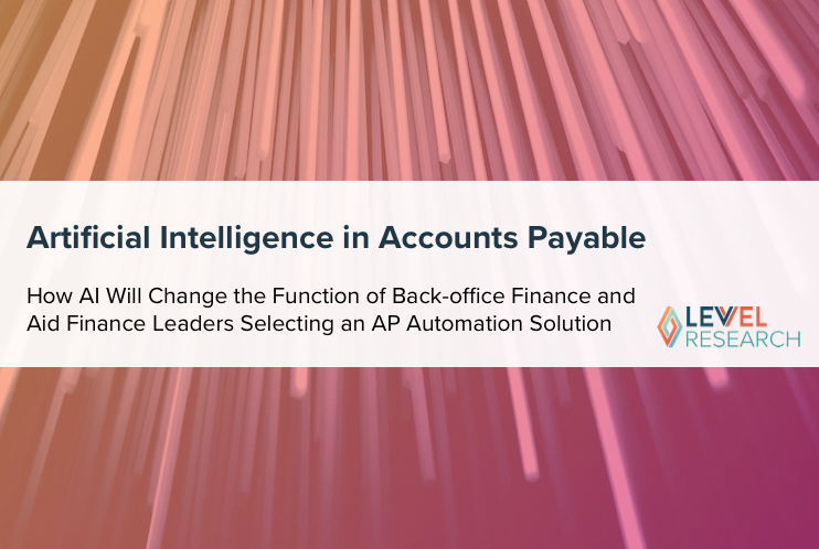 Artificial Intelligence in Accounts Payable