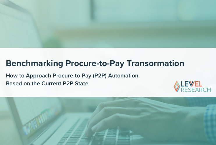 Benchmarking Procure-to-Pay Transformation