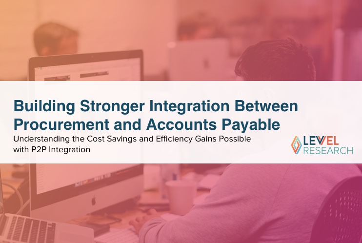 Building Stronger Integration Between Procurement and Accounts Payable