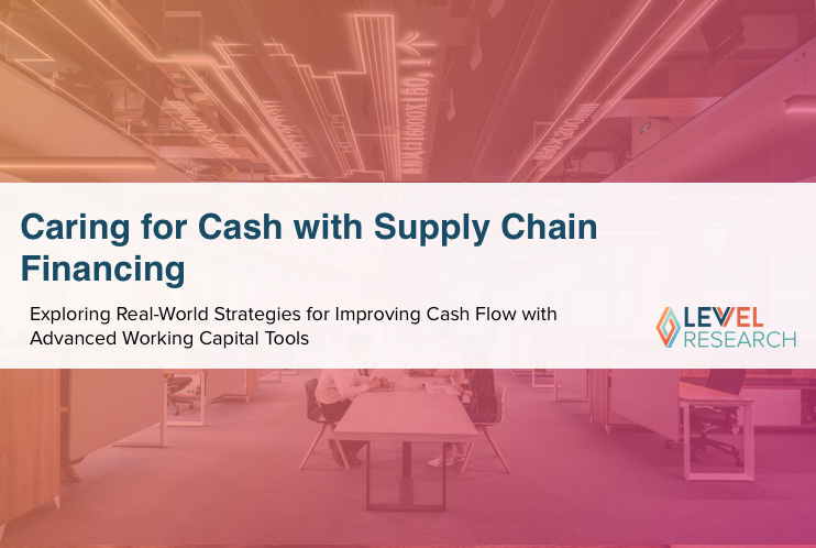 Caring for Cash with Supply Chain Financing