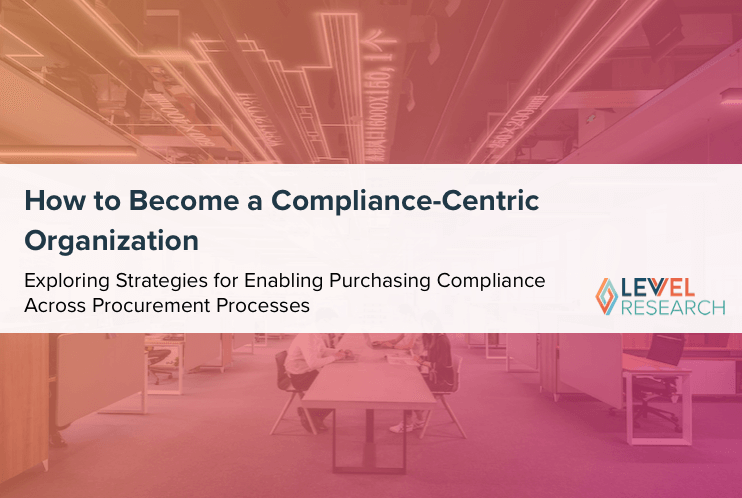 How to Become a Compliance-Centric Organization
