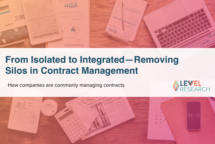 From Isolated to Integrated—Removing Silos in Contract Management