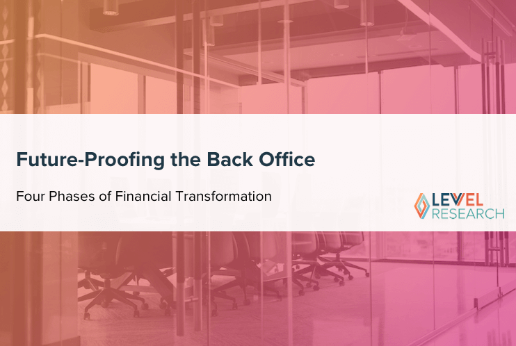 Future-Proofing the Back Office