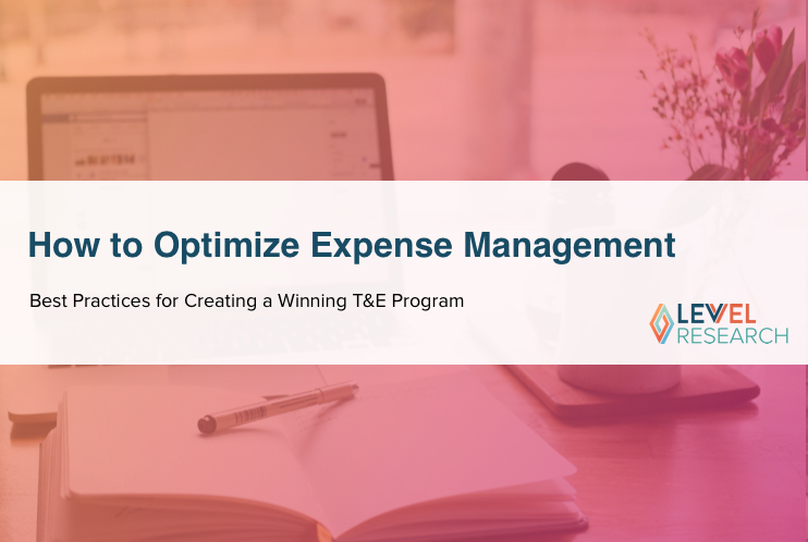 How to Optimize Expense Management