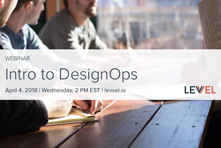 Intro to DesignOps