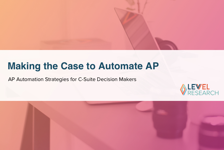 Making the Case to Automate AP