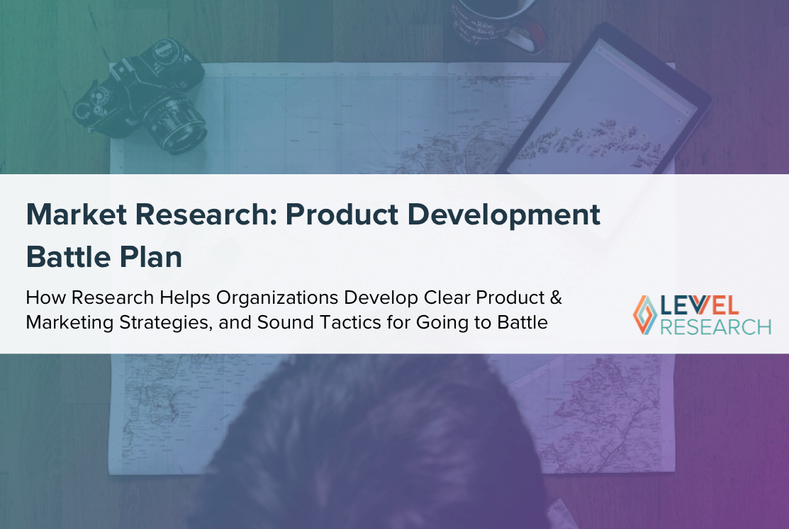Market Research: Product Development Battle Plan