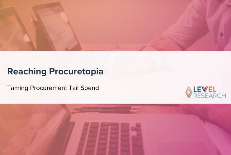 Reaching Procuretopia