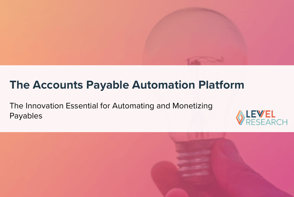 The Accounts Payable Automation Platform