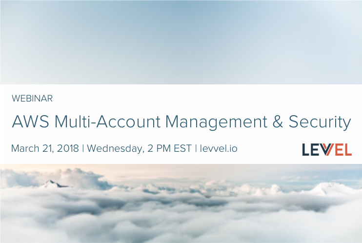 AWS Multi-Account Management & Security