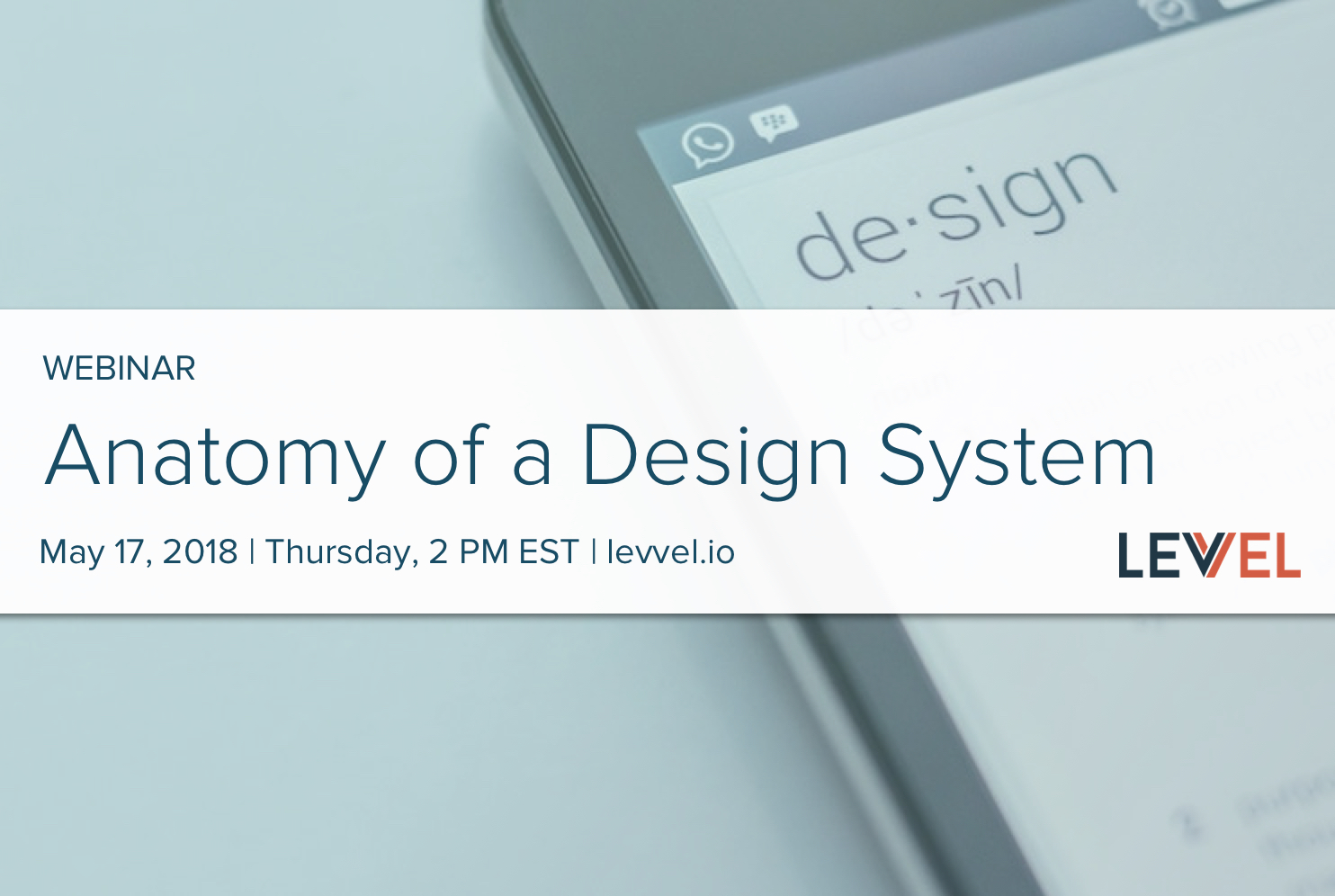 Anatomy of a Design System