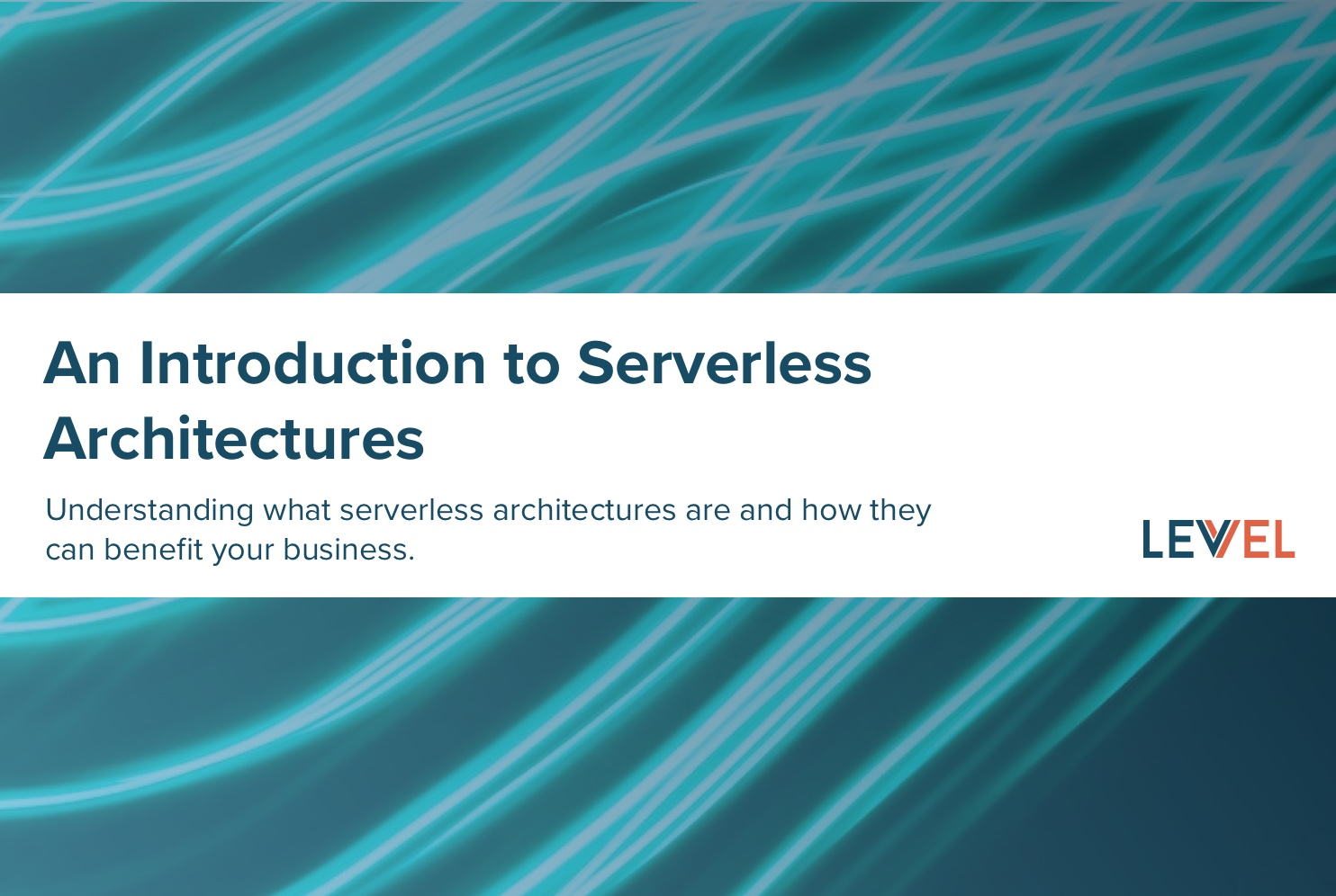 An Introduction to Serverless Architectures